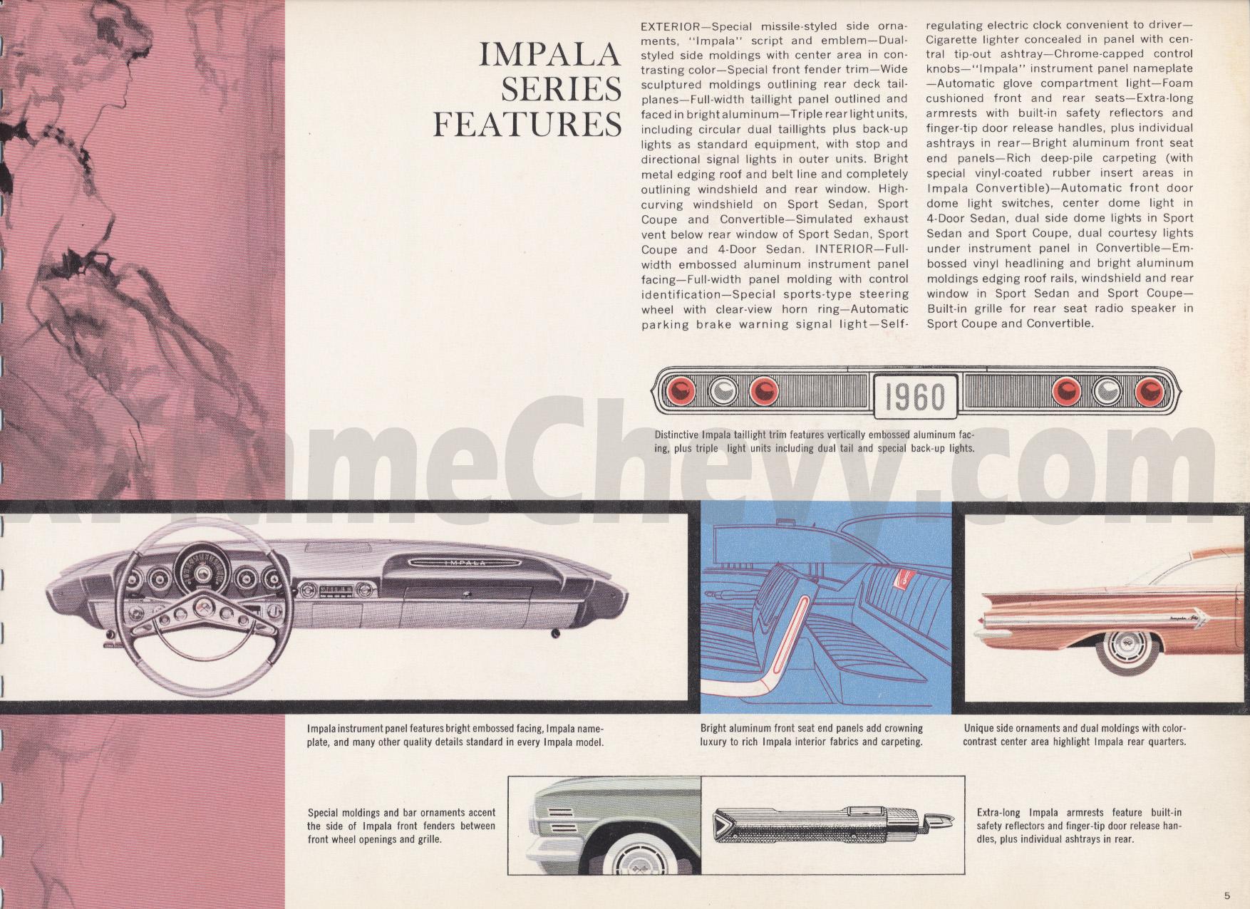 1960 Dealer Album Page 5