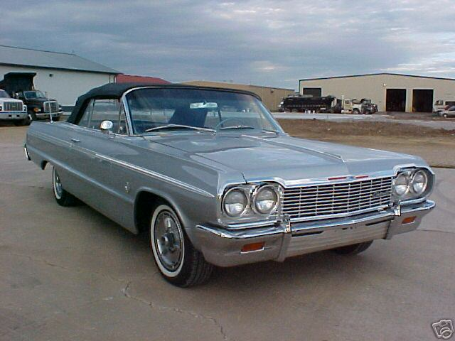 1964 Chevy Impala SS Convertible for Sale