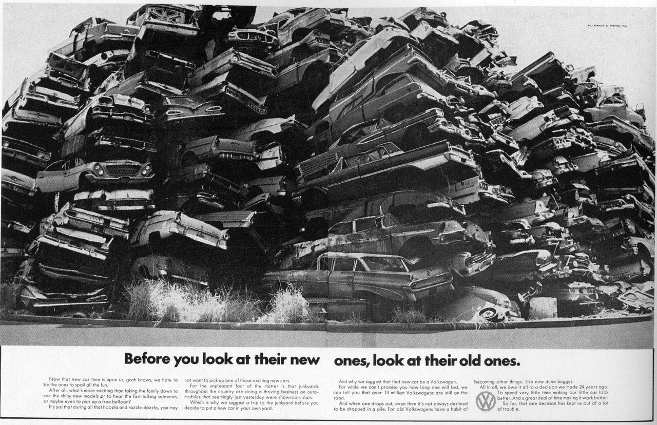 1970's Junk Yard