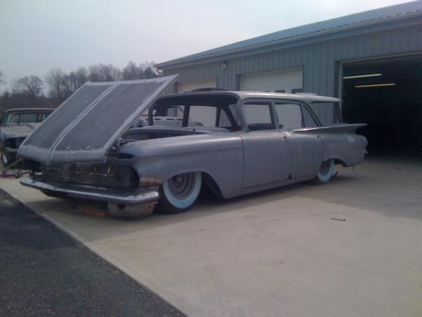 1959 Chev Wagon For Sale | Autos Weblog