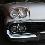 1958 Impala Sport Coupe - American Graffiti - Headlights