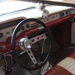 1958 Impala Sport Coupe - American Graffiti - Steering wheel
