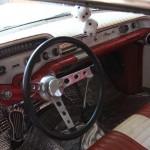 1958 Impala Sport Coupe - American Graffiti - Steering wheel