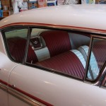 1958 Impala Sport Coupe - American Graffiti - Through the windows
