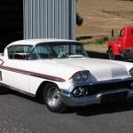 1958 Impala - American Graffiti