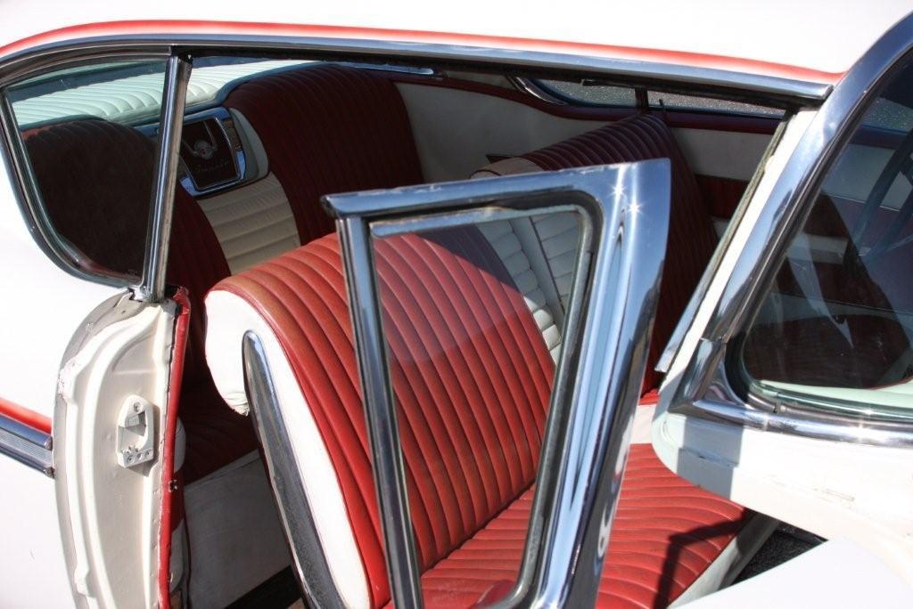 1958 Impala Sport Coupe American Graffiti Front Seat