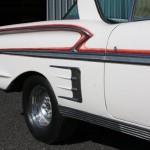 1958 Impala Sport Coupe - American Graffiti - Rear quarter 2