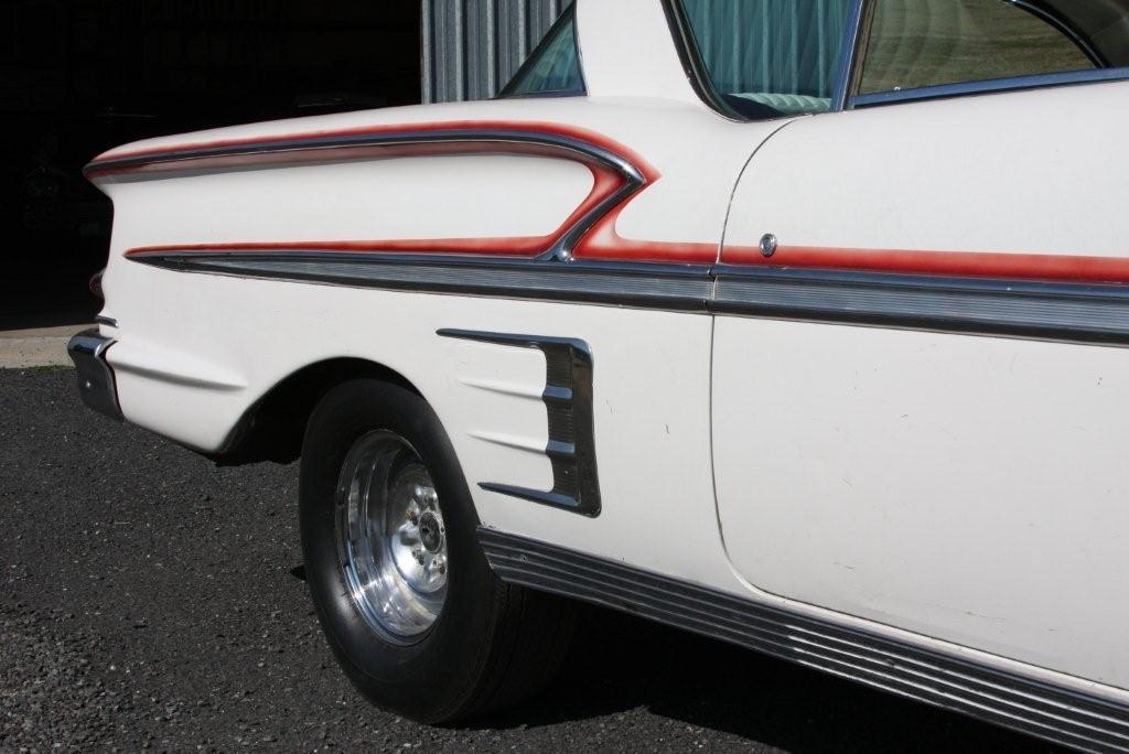 1958 Impala Sport Coupe American Graffiti Rear Quarter