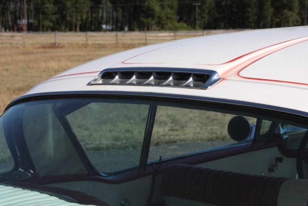 1958 Impala Sport Coupe American Graffiti Roof Detail