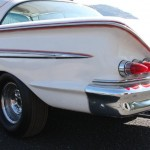 1958 Impala Sport Coupe - American Graffiti - Rear quarter