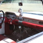 1958 Impala Sport Coupe - American Graffiti - Instrument panel