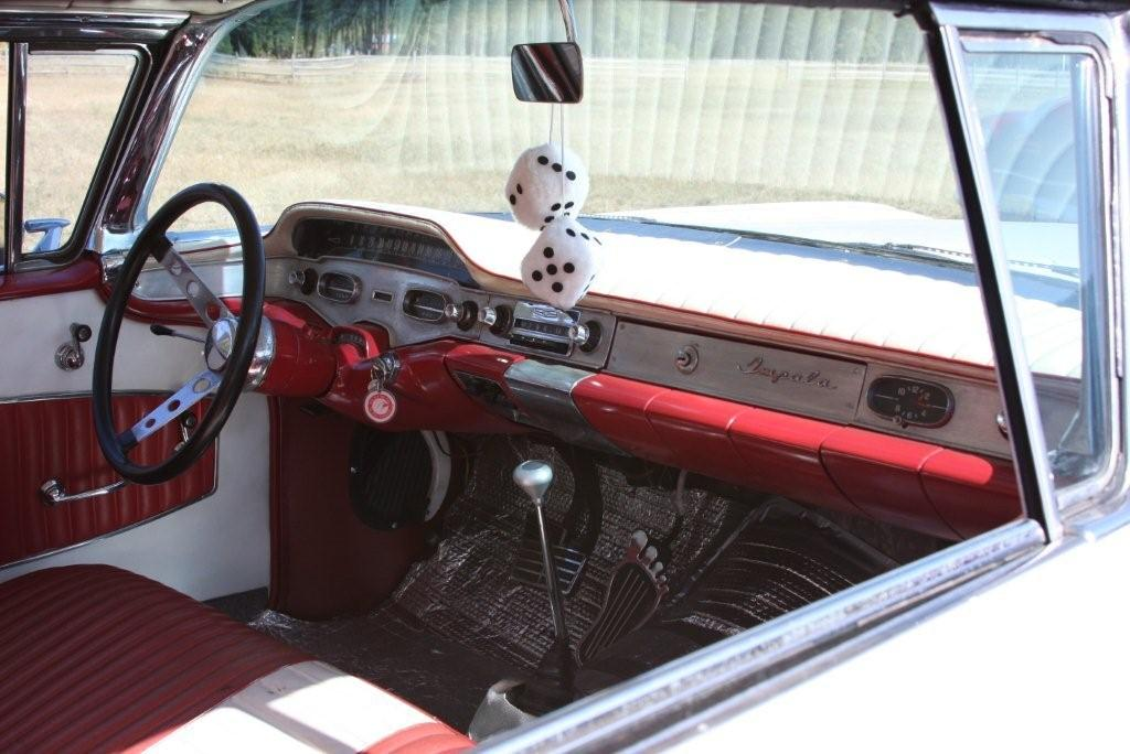 1958 Impala Sport Coupe American Graffiti Instrument