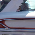 1958 Impala Sport Coupe - American Graffiti - Paint detail
