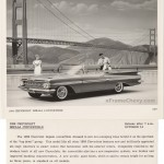 GM Photographic - 1959 Impala Convertible