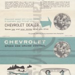 1960 Cruise Control Brochure side A