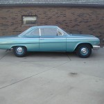 1962 Chevrolet Bel Air Bubble Top 409 01