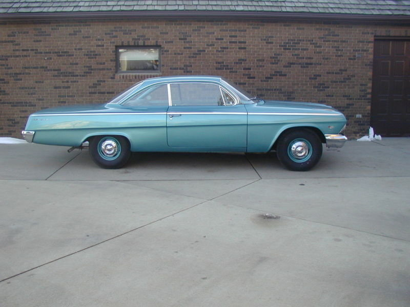 87 1962 Chevy Biscayne 409 Car Car Pictures Picture Of  : 1962 Chevrolet Bel Air Bubble Top 409 01 from motocyclenews.top size 800 x 600 jpeg 63kB