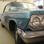 1962 Chevrolet Bel Air Bubble Top 409 02