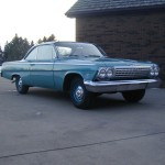 1962 Chevrolet Bel Air Bubble Top 409 03