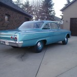 1962 Chevrolet Bel Air Bubble Top 409 05
