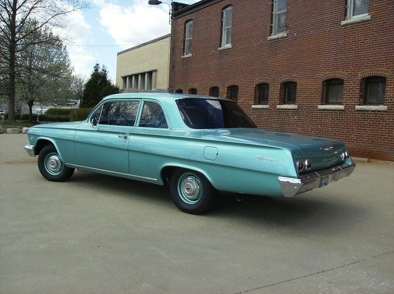1962 chevrolet biscayne 2 door sedan 409 03. Black Bedroom Furniture Sets. Home Design Ideas