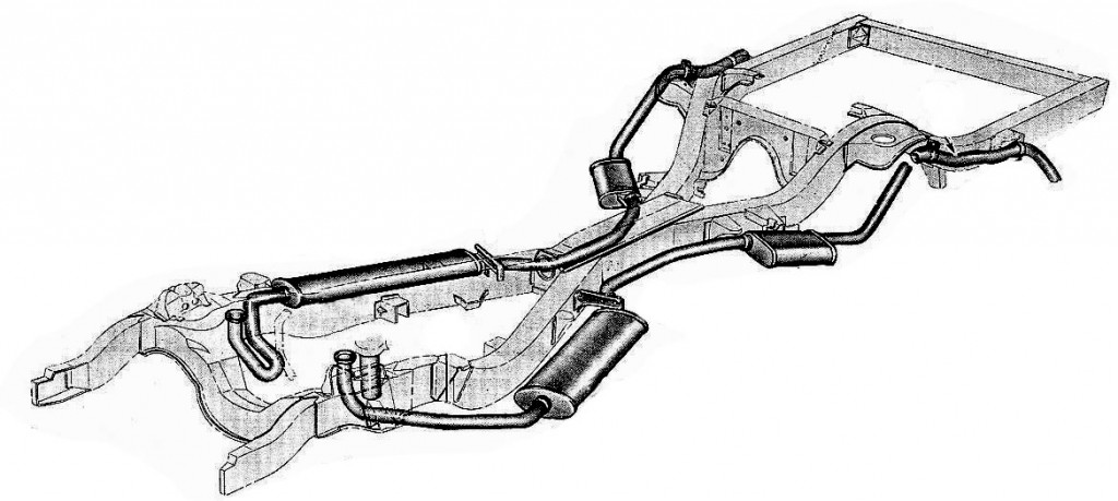 Chevrolet's X-Frame Chassis