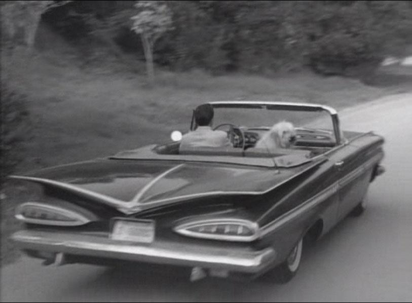 Twilight Zone - 1959 Impala Convertible 1