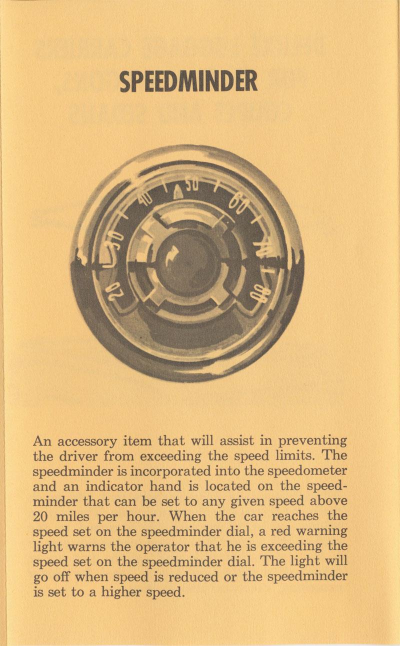 Speedminder